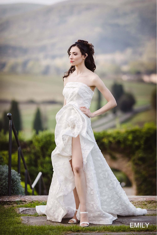 Emily - Zea Couture - Abiti da Sposa