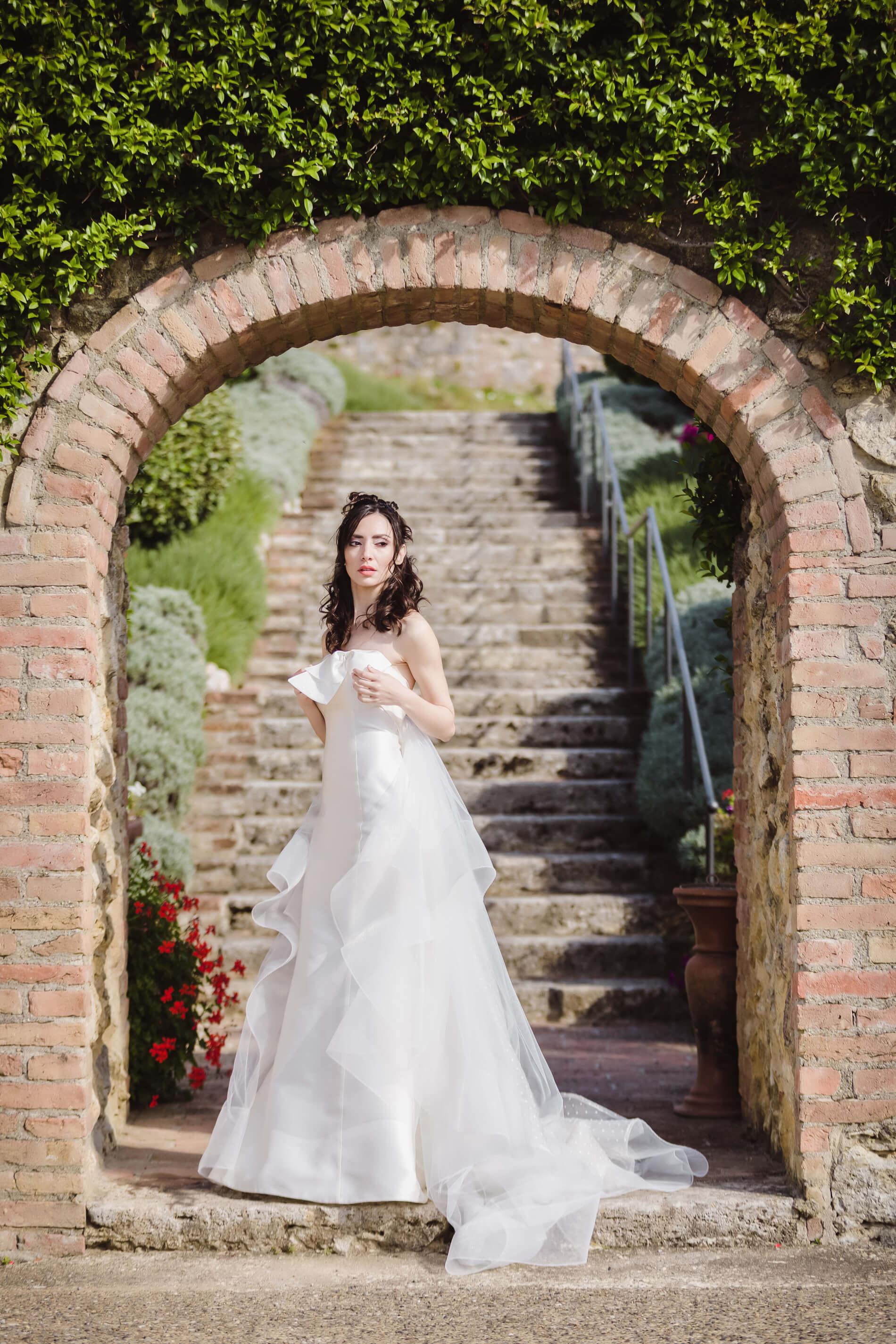 Ada 2 - Zea Couture - Abiti da Sposa
