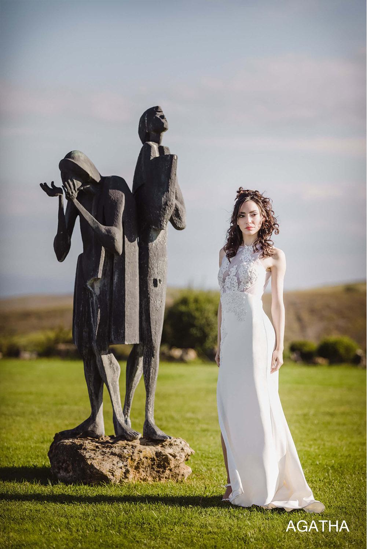 Agatha - Zea Couture - Abiti da Sposa