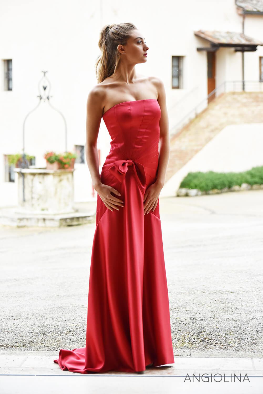 Angiolina 2 - Abiti da cerimonia - Zea Couture Abiti da Sposa