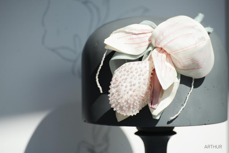 Arthur - Decorazioni Floreali - Zea Couture Abiti da Sposa