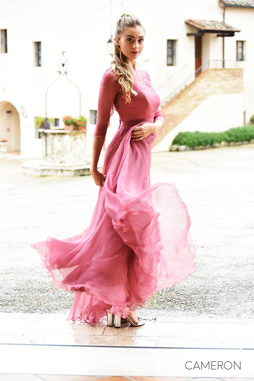 Cameron - Abiti da cerimonia - Zea Couture Abiti da Sposa