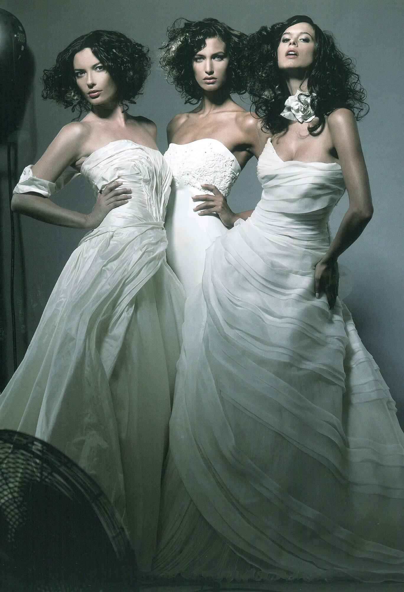 Collezione 2014 - Zea Couture Abiti da Sposa