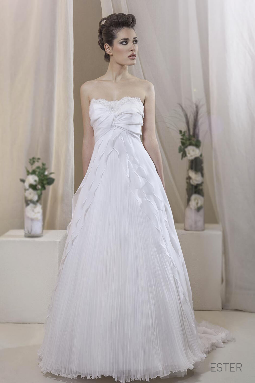 Ester - Collezione 2016 - Zea Couture Abiti da Sposa 2