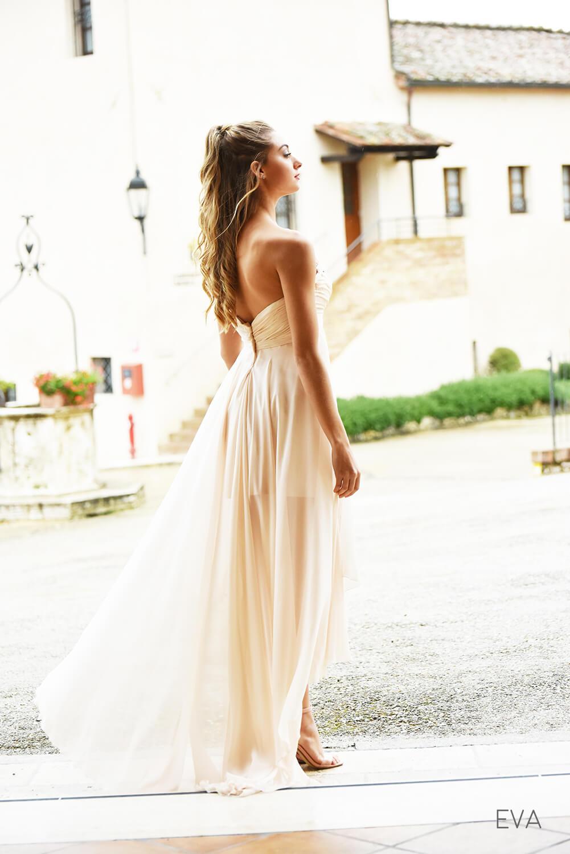 Eva - Abiti da cerimonia - Zea Couture Abiti da Sposa