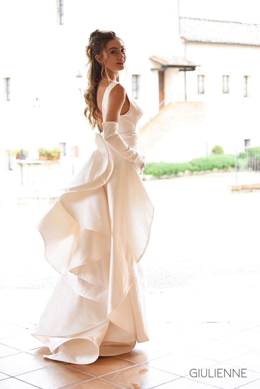 Giulienne 2 - Zea Couture - Abiti da Sposa