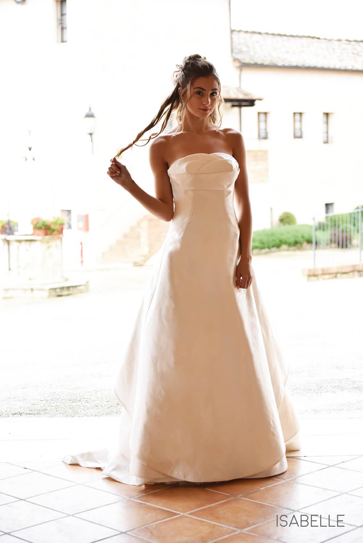 Isabelle 1 - Zea Couture - Abiti da Sposa