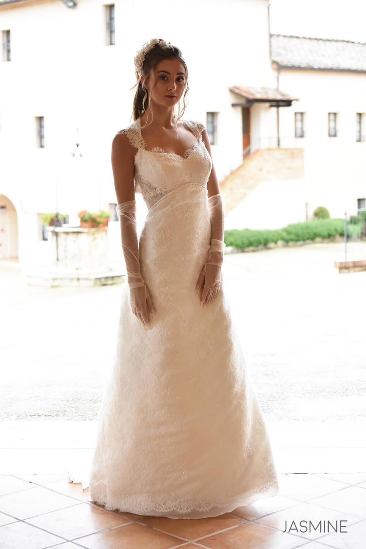 Jasmine 2- Zea Couture - Abiti da Sposa