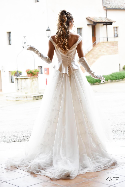 Kate 2 - Zea Couture - Abiti da Sposa