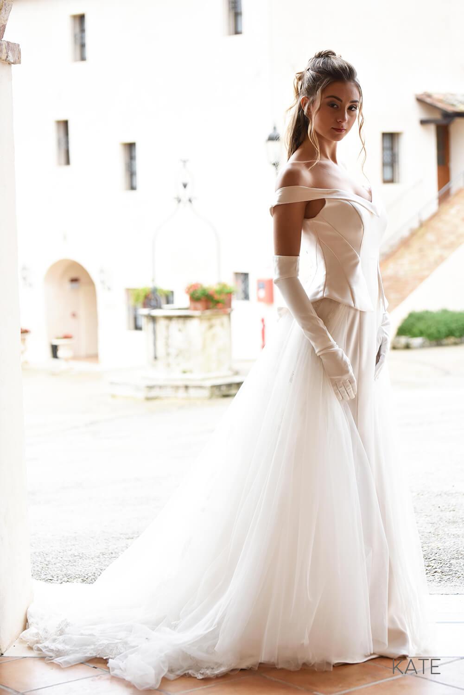 Kate 3 - Zea Couture - Abiti da Sposa
