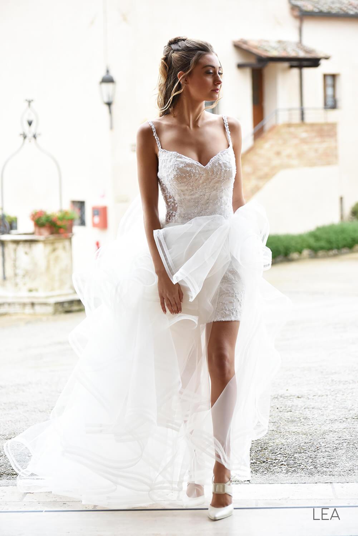 Lea 2 - Zea Couture - Abiti da Sposa