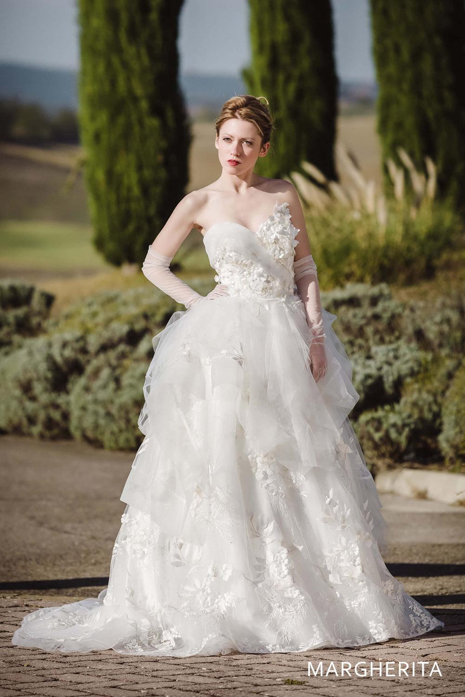 Margherita - Zea Couture - Abiti da Sposa