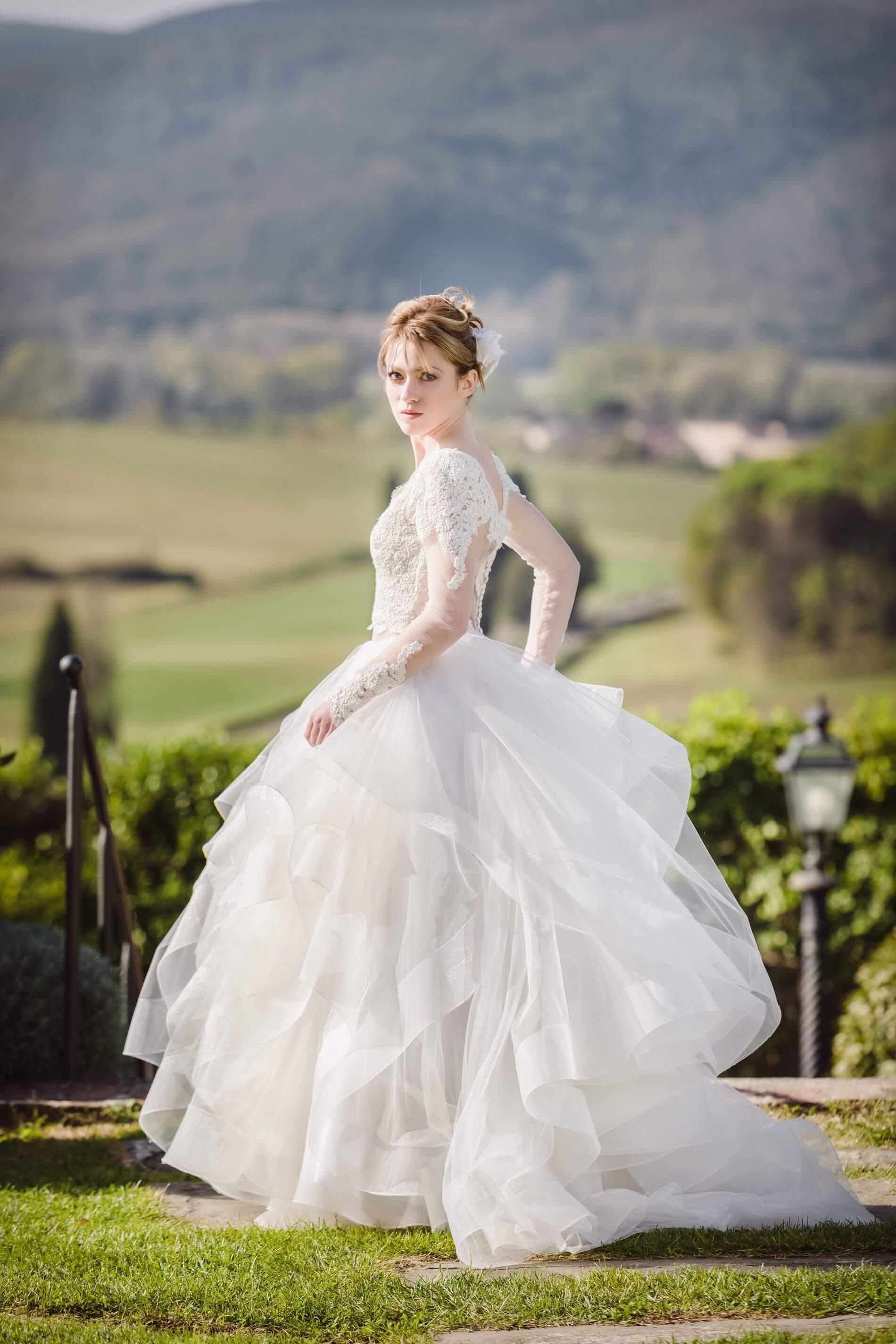 Mary 3 - Zea Couture - Abiti da Sposa