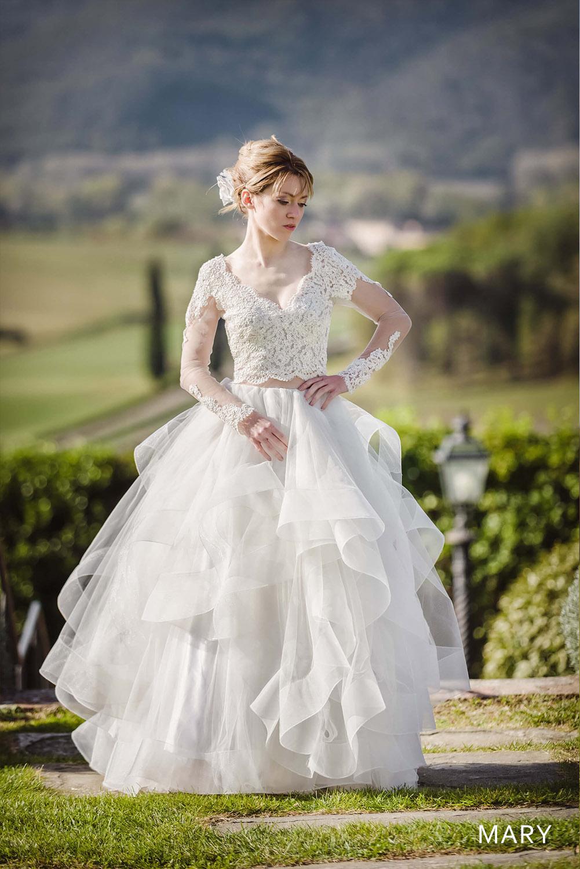 Mary - Zea Couture - Abiti da Sposa