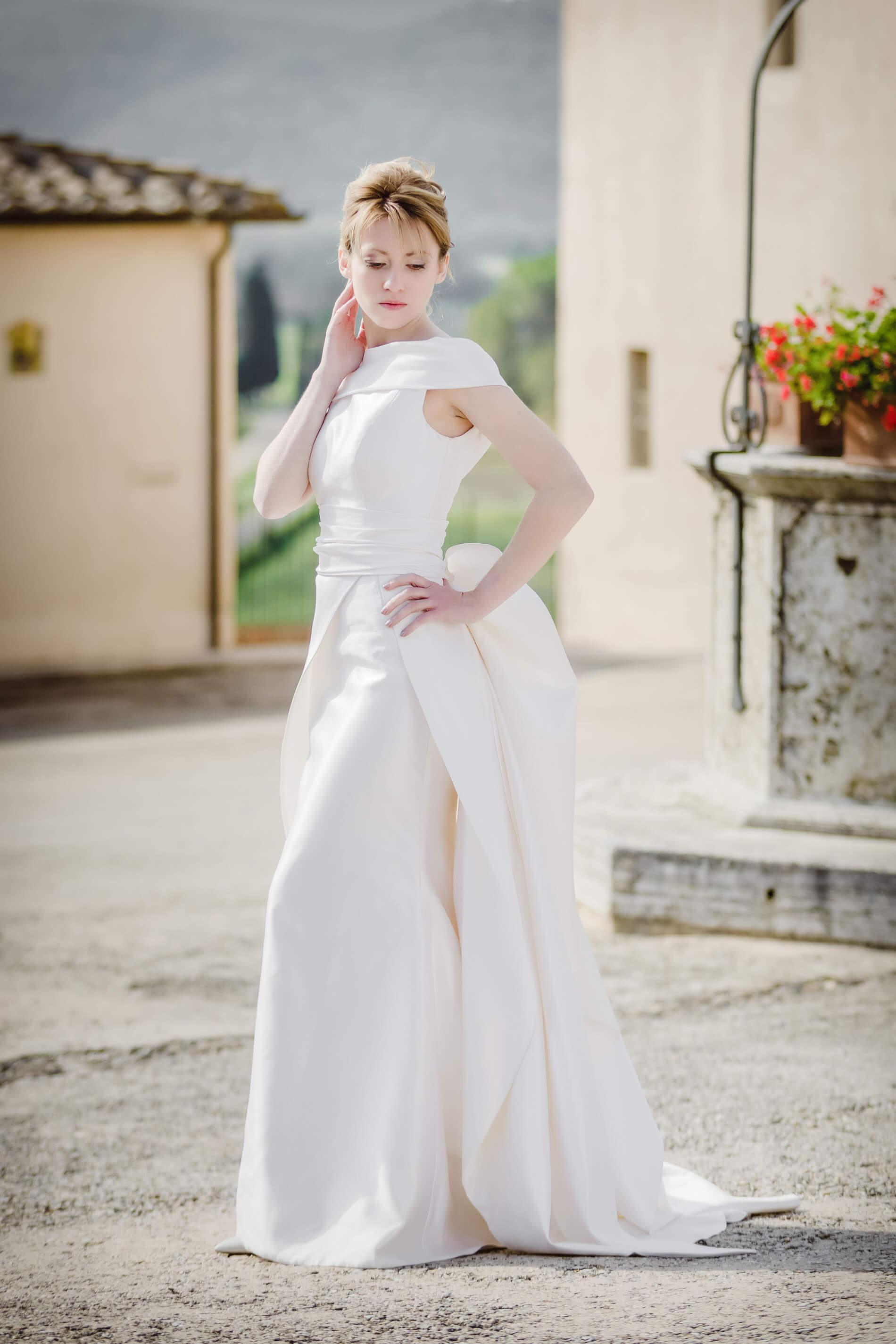 Matilde 2 - Zea Couture - Abiti da Sposa