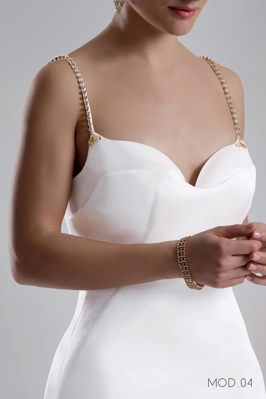 Mod.04 – Zea Couture – Abiti da Sposa 2