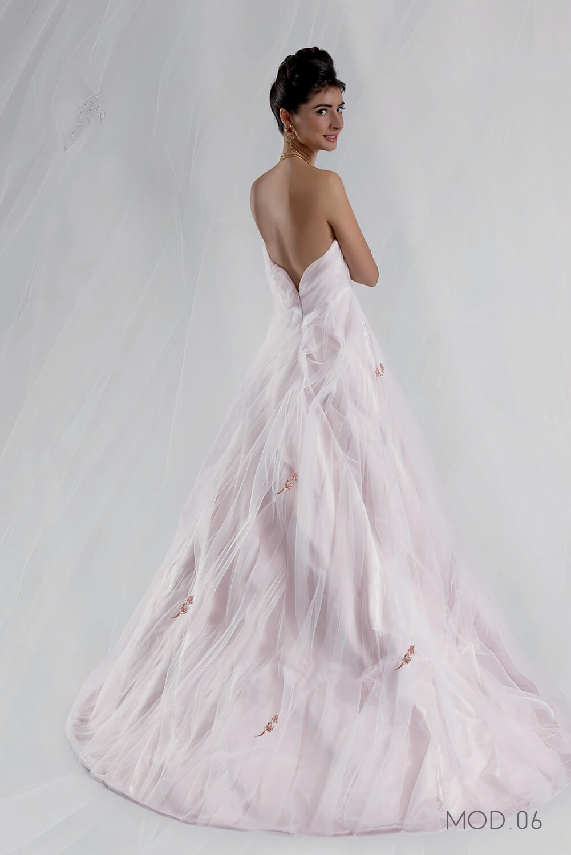 Mod.06 – Zea Couture – Abiti da Sposa 1