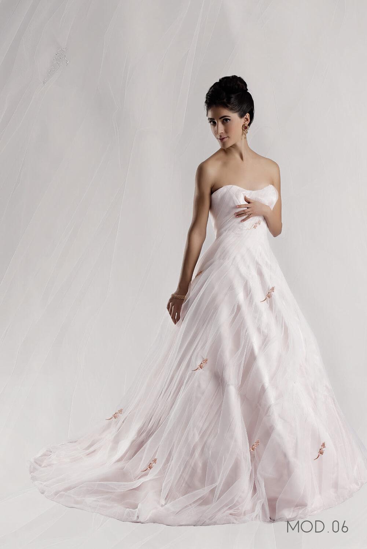 Mod.06 – Zea Couture – Abiti da Sposa 2