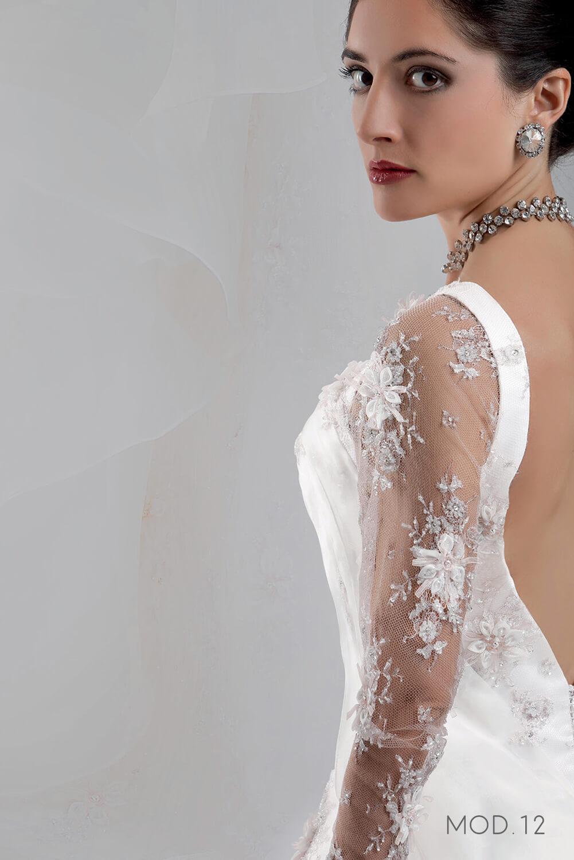 Mod.12 – Zea Couture – Abiti da Sposa 2