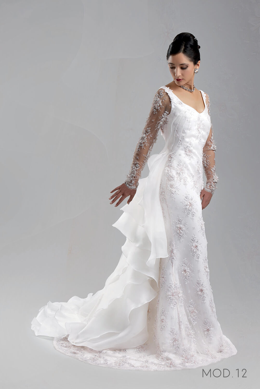 Mod.12 – Zea Couture – Abiti da Sposa