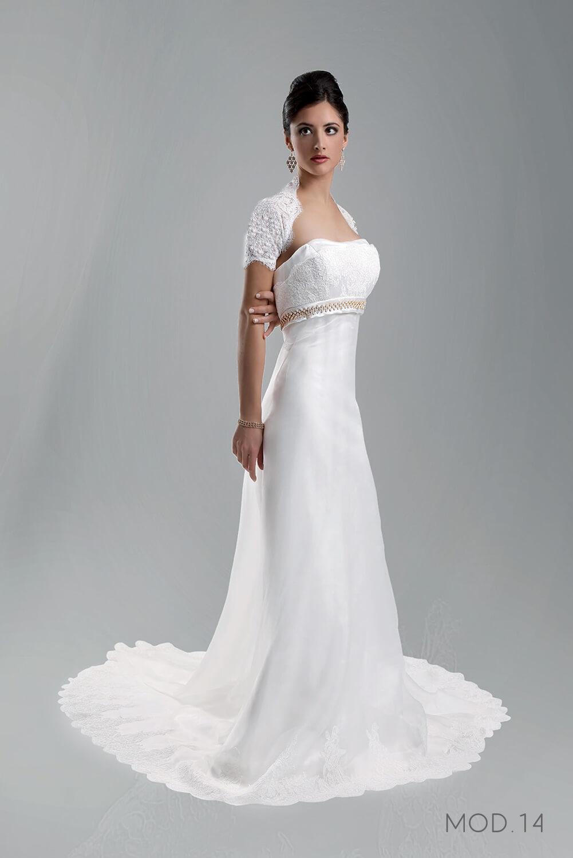 Mod.14 – Zea Couture – Abiti da Sposa