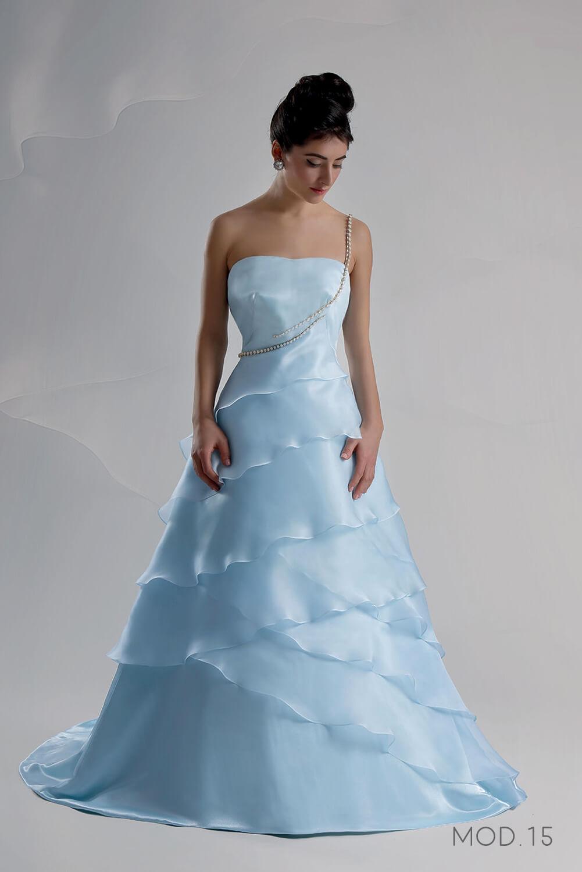 Mod.15 – Zea Couture – Abiti da Sposa