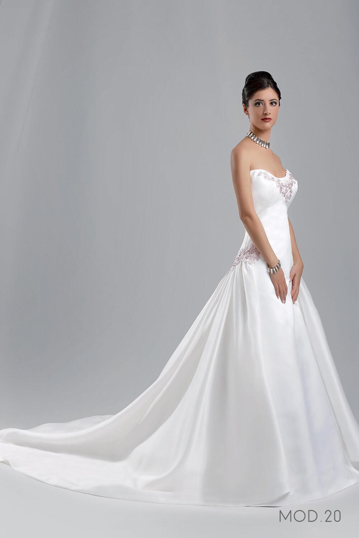 Mod.20 – Zea Couture – Abiti da Sposa