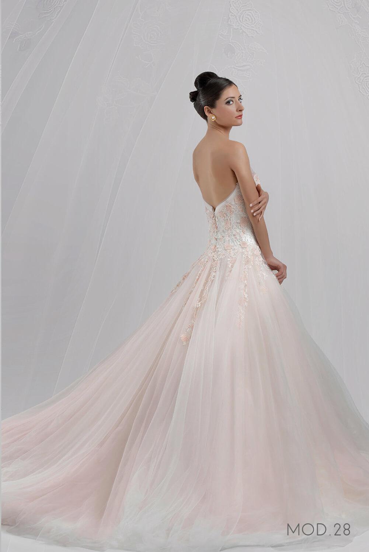 Mod.28 – Zea Couture – Abiti da Sposa 2