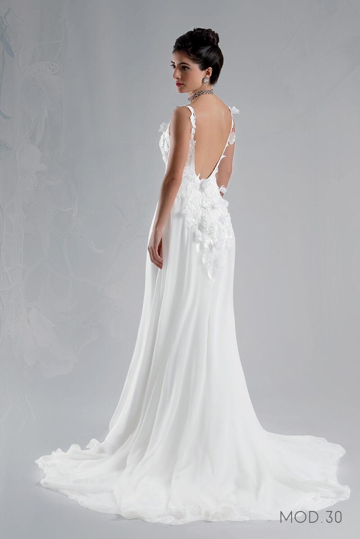 Mod.30 – Zea Couture – Abiti da Sposa 3