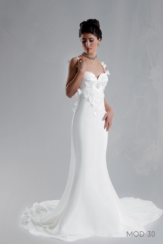 Mod.30 – Zea Couture – Abiti da Sposa