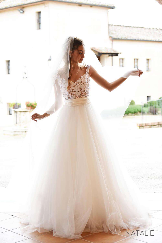 Natalie - Zea Couture - Abiti da Sposa