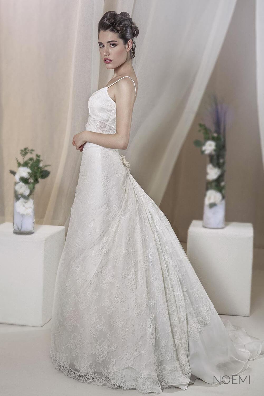 Noemi - Collezione 2016 - Zea Couture Abiti da Sposa 3