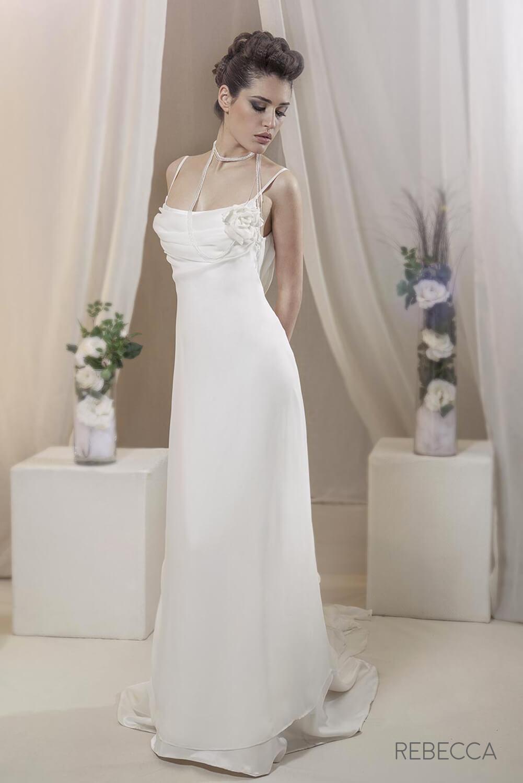 Rebecca - Collezione 2016 - Zea Couture Abiti da Sposa 2