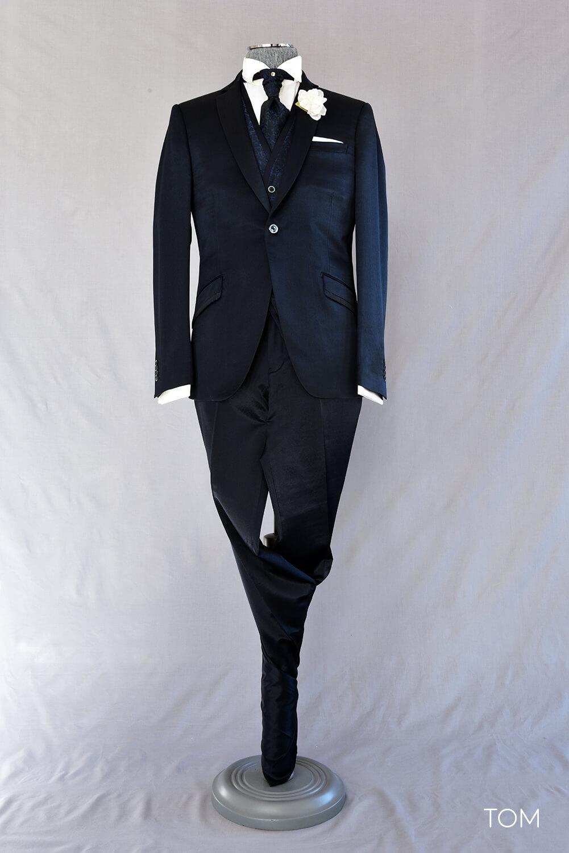 Tom - Abito da sposo Uomo - Zea Couture 2