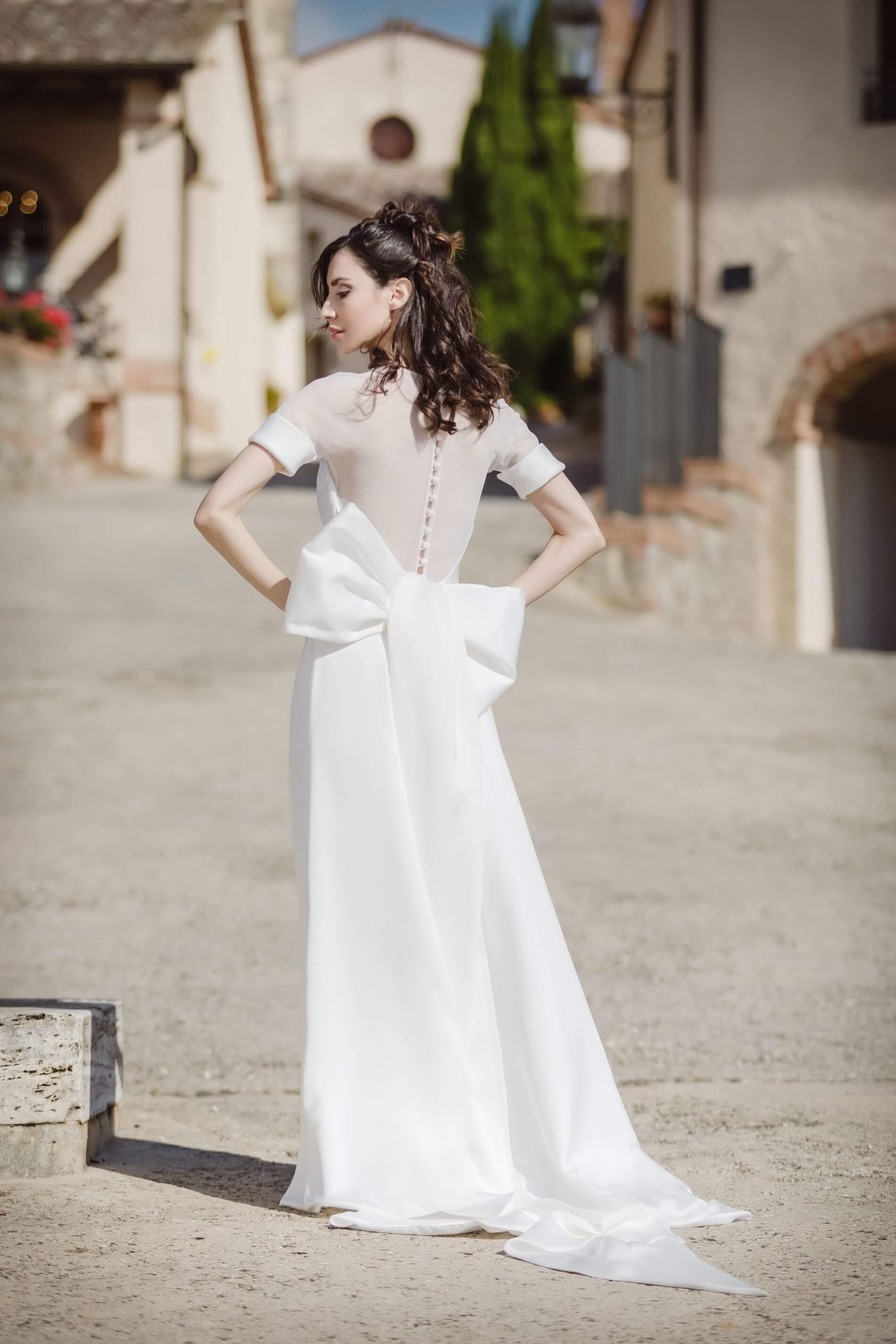 Virginia 2 - Zea Couture - Abiti da Sposa