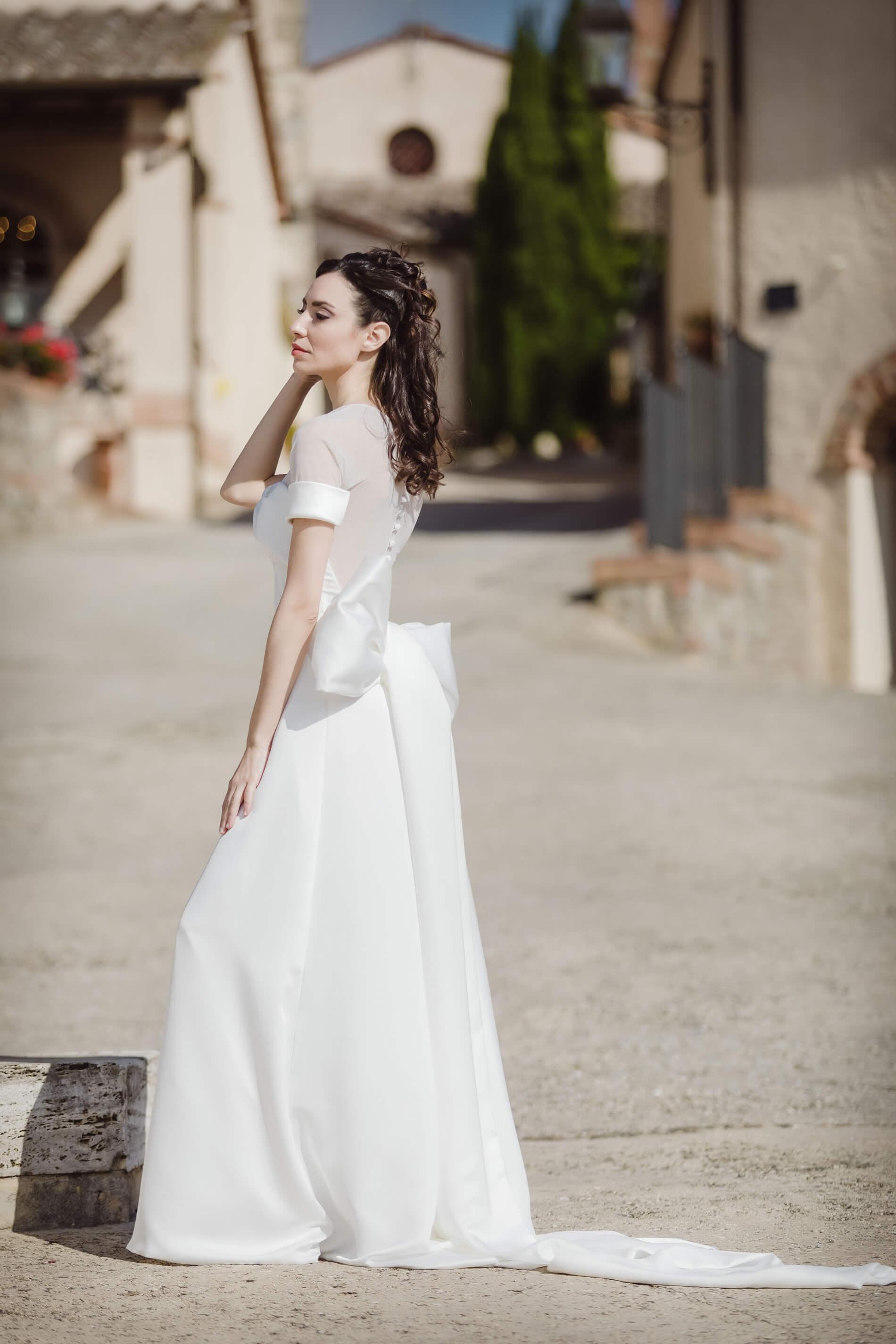 Virginia 3 - Zea Couture - Abiti da Sposa