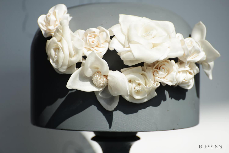 blessing - Decorazioni Floreali - Zea Couture Abiti da Sposa