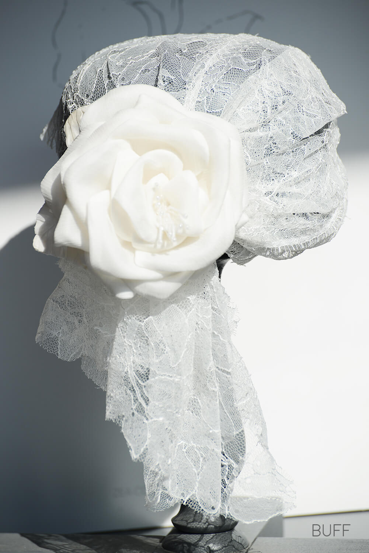 buff - Decorazioni Floreali - Zea Couture Abiti da Sposa