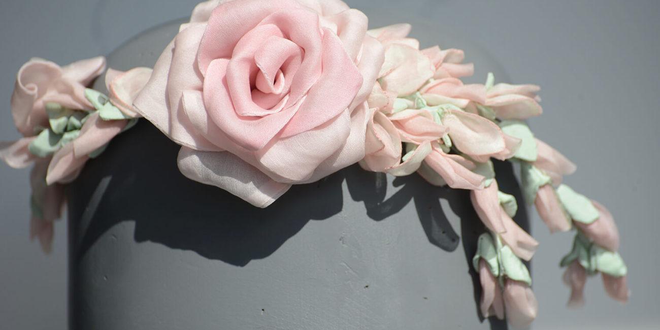 cecil - Decorazioni Floreali - Zea Couture Abiti da Sposa
