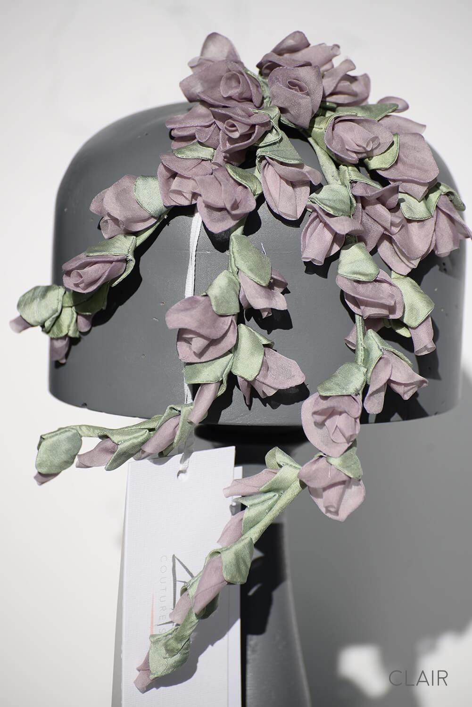 clair - Decorazioni Floreali - Zea Couture Abiti da Sposa