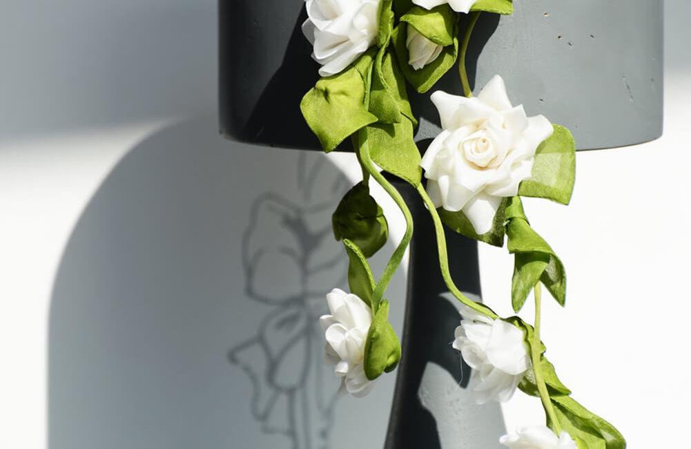 neige - Decorazioni Floreali - Zea Couture Abiti da Sposa